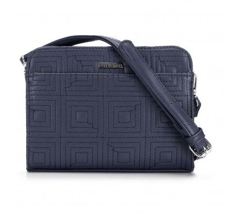 Dámská kabelka, tmavě modrá, 89-4Y-610-7, Obrázek 1