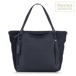 Dámská kabelka, tmavě modrá, 90-4E-006-7, Obrázek 1