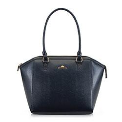 Dámská kabelka, tmavě modrá, 90-4E-606-7, Obrázek 1
