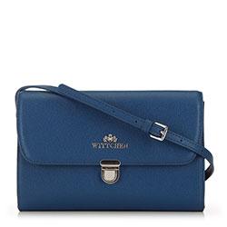 Dámská kabelka, tmavě modrá, 90-4E-613-7, Obrázek 1