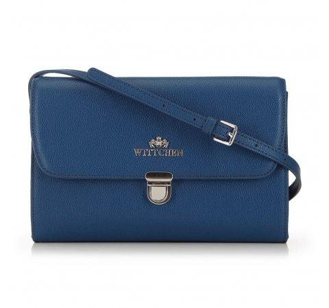 Dámská kabelka, tmavě modrá, 90-4E-613-0, Obrázek 1