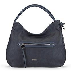 Dámská kabelka, tmavě modrá, 90-4Y-351-7, Obrázek 1