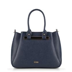 Dámská kabelka, tmavě modrá, 90-4Y-352-7, Obrázek 1