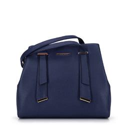 Dámská kabelka, tmavě modrá, 90-4Y-405-7, Obrázek 1