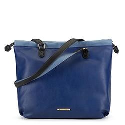 Dámská kabelka, tmavě modrá, 90-4Y-711-7, Obrázek 1