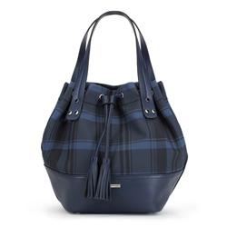 Dámská kabelka, tmavě modrá, 90-4Y-751-7, Obrázek 1