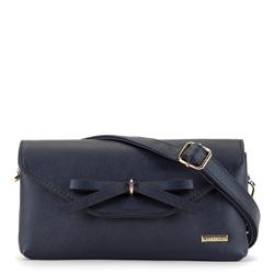 Dámská kabelka, tmavě modrá, 90-4Y-761-7, Obrázek 1