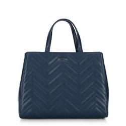 Dámská kabelka, tmavě modrá, 92-4Y-600-7, Obrázek 1