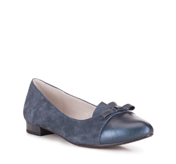 Dámská obuv, tmavě modrá, 88-D-961-7-36, Obrázek 1
