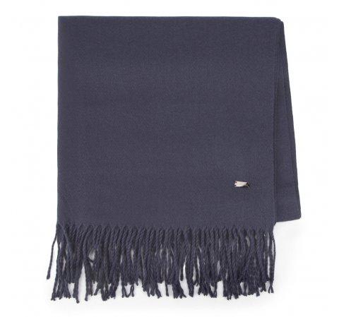 Dámská šála, tmavě modrá, 87-7D-X99-7, Obrázek 1