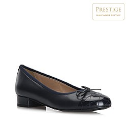 Dámské boty, tmavě modrá, 79-D-414-7-36, Obrázek 1