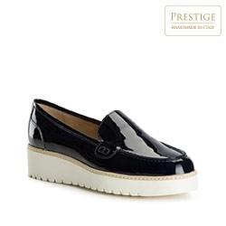 Dámské boty, tmavě modrá, 82-D-103-7-39, Obrázek 1