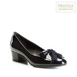 Dámské boty, tmavě modrá, 83-D-115-7-36, Obrázek 1