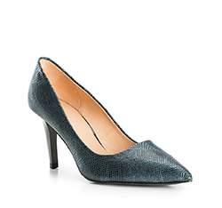 Dámské boty, tmavě modrá, 83-D-604-7-36, Obrázek 1