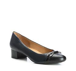Dámské boty, tmavě modrá, 84-D-706-7-36, Obrázek 1