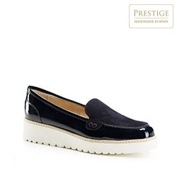 Dámské boty, tmavě modrá, 86-D-103-7-37, Obrázek 1