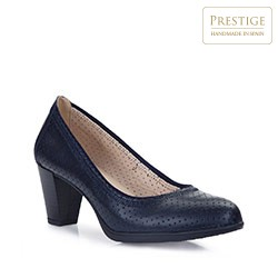 Dámské boty, tmavě modrá, 86-D-302-7-36, Obrázek 1