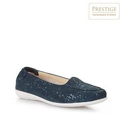 Dámské boty, tmavě modrá, 86-D-305-7-40, Obrázek 1