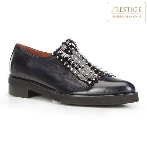 Dámské boty, tmavě modrá, 87-D-452-7-35, Obrázek 1