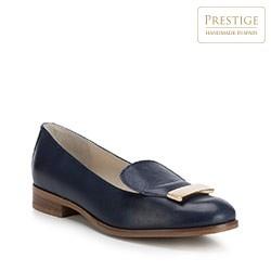 Dámské boty, tmavě modrá, 88-D-459-7-38, Obrázek 1