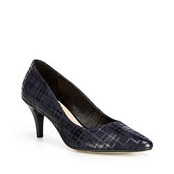 Dámské boty, tmavě modrá, 90-D-203-7-38, Obrázek 1