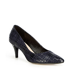 Dámské boty, tmavě modrá, 90-D-203-7-39, Obrázek 1