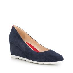 Dámské boty, tmavě modrá, 90-D-904-7-38, Obrázek 1