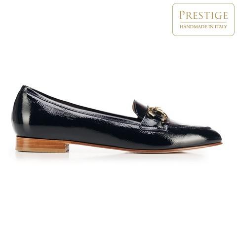 Dámské boty, tmavě modrá, 92-D-119-7-39, Obrázek 1
