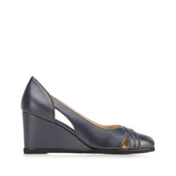 Dámské boty, tmavě modrá, 92-D-950-7-36, Obrázek 1