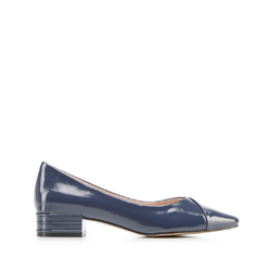 Dámské boty, tmavě modrá, 92-D-953-7-36, Obrázek 1