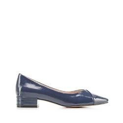 Dámské boty, tmavě modrá, 92-D-953-7-39, Obrázek 1