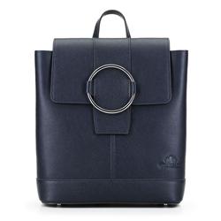 Dámský batoh, tmavě modrá, 92-4E-626-7, Obrázek 1