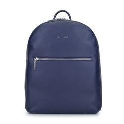 Dámský batoh, tmavě modrá, 93-4E-628-N, Obrázek 1