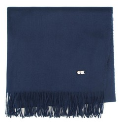 Dámský šal, tmavě modrá, 92-7D-X90-7, Obrázek 1