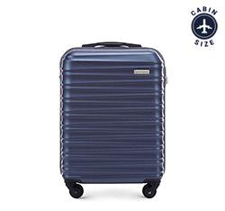 Kabinové zavazadlo, tmavě modrá, 56-3A-311-95, Obrázek 1