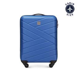 Kabinové zavazadlo, tmavě modrá, 56-3A-301-90, Obrázek 1