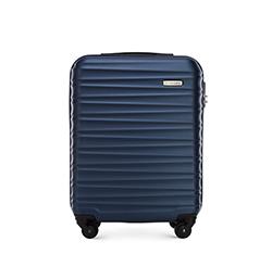 Kabinový cestovní kufr, tmavě modrá, 56-3A-311-91, Obrázek 1