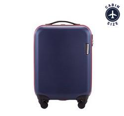 Kabinový cestovní kufr, tmavě modrá, 56-3A-610-90, Obrázek 1
