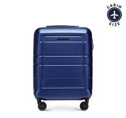 Kabinový cestovní kufr, tmavě modrá, 56-3H-541-9R, Obrázek 1