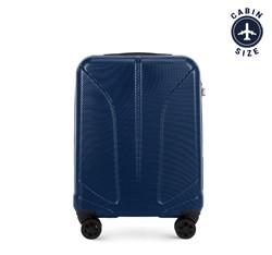 Kabinový cestovní kufr, tmavě modrá, 56-3P-811-90, Obrázek 1
