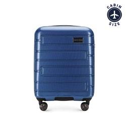 Kabinový cestovní kufr, tmavě modrá, 56-3P-831-90, Obrázek 1