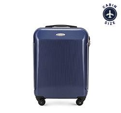 Kabinový cestovní kufr, tmavě modrá, 56-3P-871-90, Obrázek 1