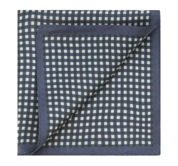 Kapesníček do saka, tmavě modrá, 85-7P-X01-X7, Obrázek 1