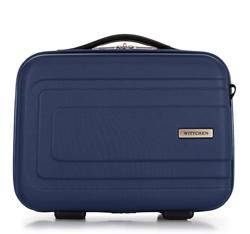 Kosmetická taška, tmavě modrá, 56-3A-634-90, Obrázek 1