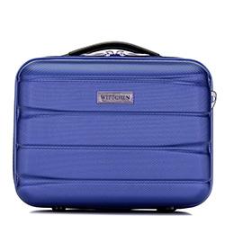 Kosmetická taška, tmavě modrá, 56-3A-364-91, Obrázek 1