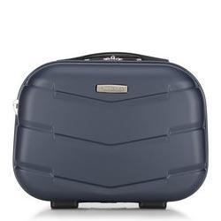 Kosmetický kufřík, tmavě modrá, 56-3A-404-91, Obrázek 1