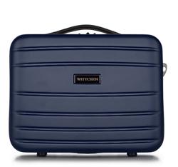 Kosmetická taška, tmavě modrá, 56-3A-654-90, Obrázek 1
