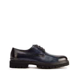 Panské boty, tmavě modrá, 93-M-514-N-39, Obrázek 1