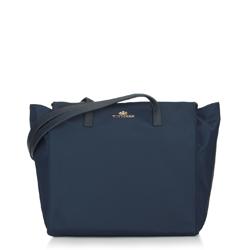 Dámská kabelka, tmavě modrá, 88-4E-224-7, Obrázek 1