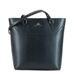 Nákupní taška, tmavě modrá, 89-4-700-7, Obrázek 1